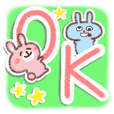 Good boy & silly rabbit_muku