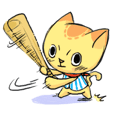 Cat Rabbit League-Baseball