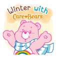 "Winter with  ""Care Bears""  TH"
