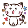 maro-nyan_01<Everyday stickers>
