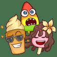 Teman-teman es krim