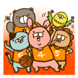Basketball Team Animals