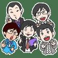 Shizuoka,Numazu Sumimasu comedian