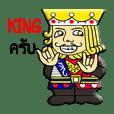 KING yes,Sir