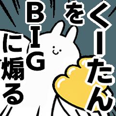 BIG Rabbits feeding [Ku-tan]