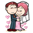 Wedding Couple Thai