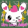 超Lovely兔