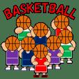バスケットボールスタンプ2