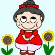 キュートなぽっちゃりさん【夏】