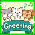 Natural animal greeting everyday english