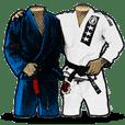 ブラジリアン柔術スタンプ