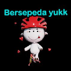 betty cyclist
