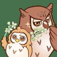 Mr.horn-owl 4