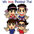 We love football Thai
