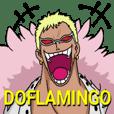 ONE PIECE ドフラミンゴさん
