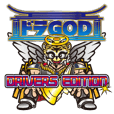 DoraGod Sticker -Drivers Edition-
