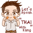 Kang Teach Speak Thai Language