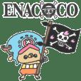 enacocoのONE PIECE〜チョッパー〜