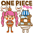 ONE PIECE ✖ toodle doodle スリラーバーク