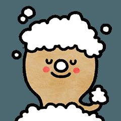 可爱的生姜面包的日常