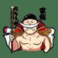 ONE PIECE 白ひげ海賊団スタンプ