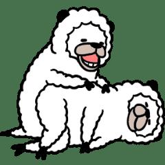 微笑的羊駝 4