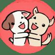 Bu chan and Akiko chan  by Ritata