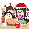 溫蒂與卡倫的小基地 - 聖誕篇