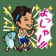 Go! Go! Sunny !