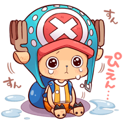 ONE PIECE STICKER4.