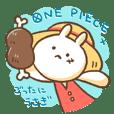 ONE PIECE × ごったにうさぎ