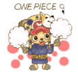 ONE PIECE(チョッパーと愉快な仲間たち)