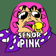 ピンク セニョール