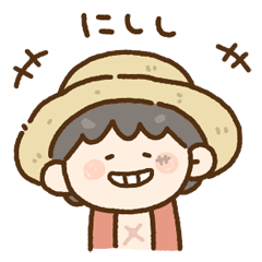 ONE PIECE Sticker(cute)
