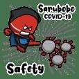 Sarubobo COVID-19 Safety