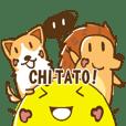Chitato - 雞薯好朋友與疊疊樂!