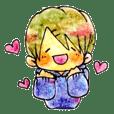 Chii-chan's Sticker