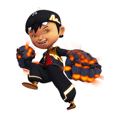 Boboiboy The Movie Line Stickers Line Store