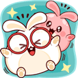 Pinky & Snow Bonbon (Indonesia version)
