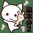 Kumamoto dialect cat 2