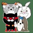 フーたんと愉快な仲間たち3【ポジティブ】