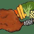beef ribs(Japanese)