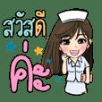 PatGirl Pretty young nurse