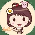 Yolk Girl Show Chinese