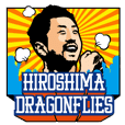 広島ドラゴンフライズ公式スタンプ2020