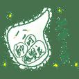 單細胞生物草履蟲-白爛實用對話貼