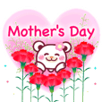 Father's Day&Mother's Day-Chocolatebear-