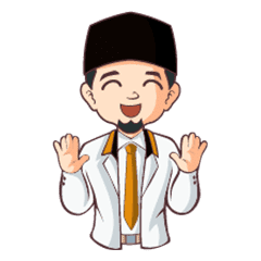 Kang Adil the Wise Moslem - LINE stickers | LINE STORE