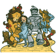 The Wizard sticker of Oz
