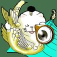 猫な人 サムライ編 3